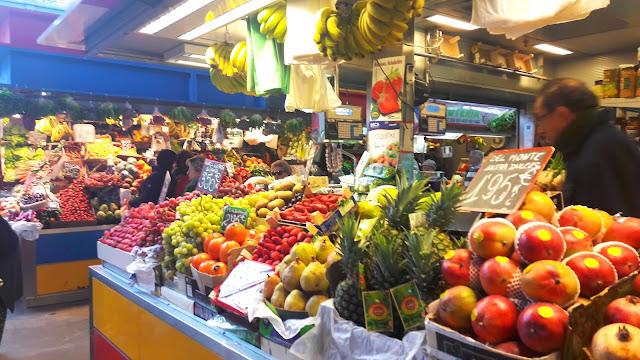 Fruit Atarazanas Market -Malaga Trips