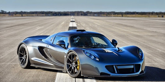 Top ten fastest cars in the world 2014-15