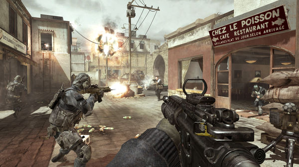 Call of Duty Modern Warfare 3 Download For PC