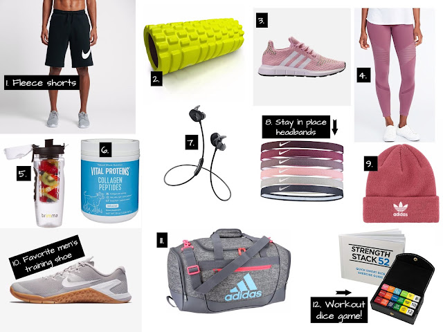 GYM LOVER'S GIFT GUIDE