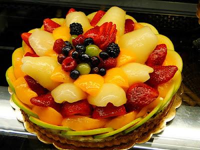 Resep Fruit Tartlets