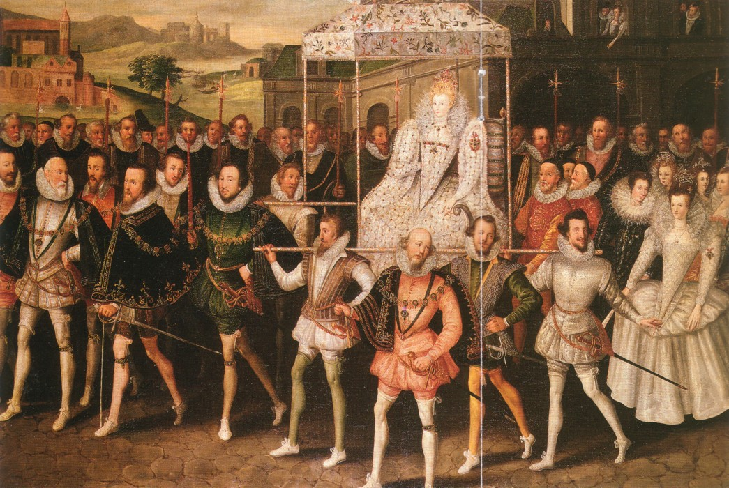 Being Bess: On This Day in Elizabethan History: Queen Elizabeth I Attends  the Wedding of Anne Russell