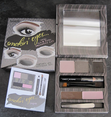 Benefit Smokin' Eyes Makeover Kit