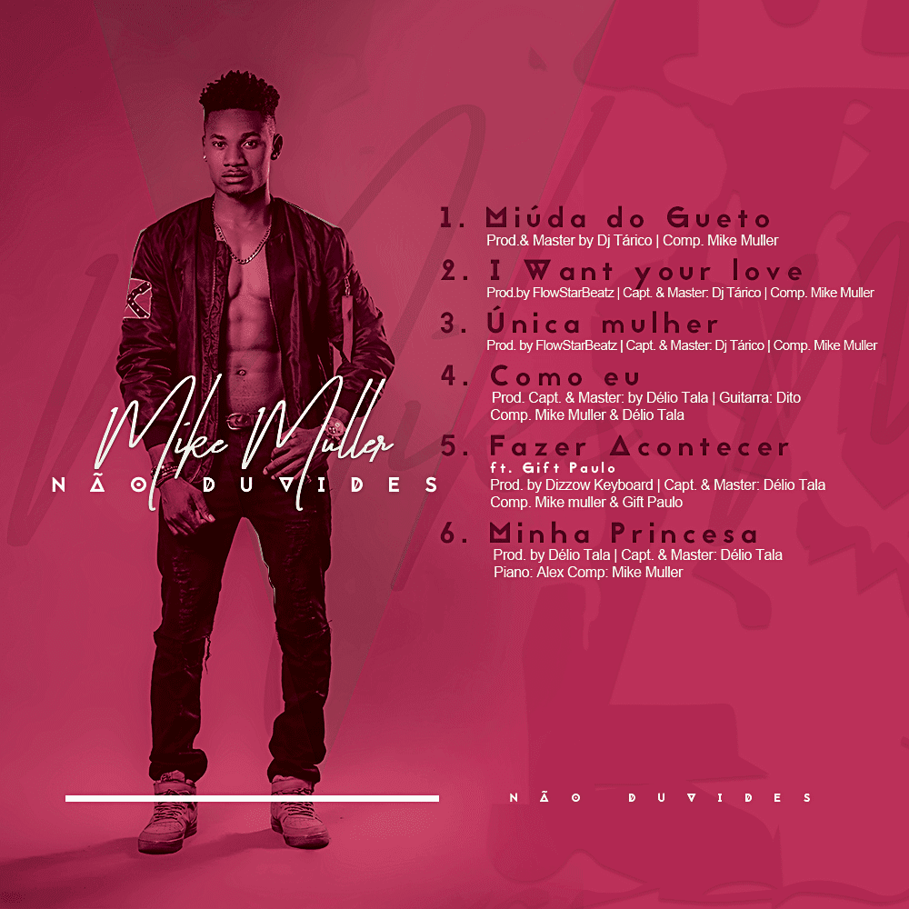 Mixtape Mp3 Song 2018 320kbs: DOWNLOAD MP3: Mike Muller- Fazer Acontecer (feat. Gift