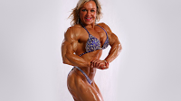 Muscular women. I could take you down in just a couple of seconds.