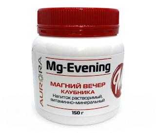 """Напиток растворимый витаминно-минеральный """"Магний-Вечер"""""""