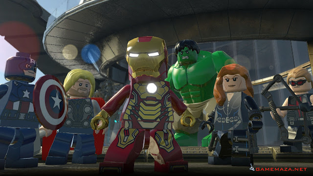 LEGO Marvel's Avengers Gameplay Screenshot 2