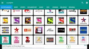 how to watch live tv on abdroid tv