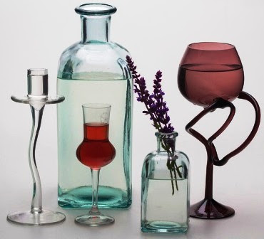 botol minum dan botol hias
