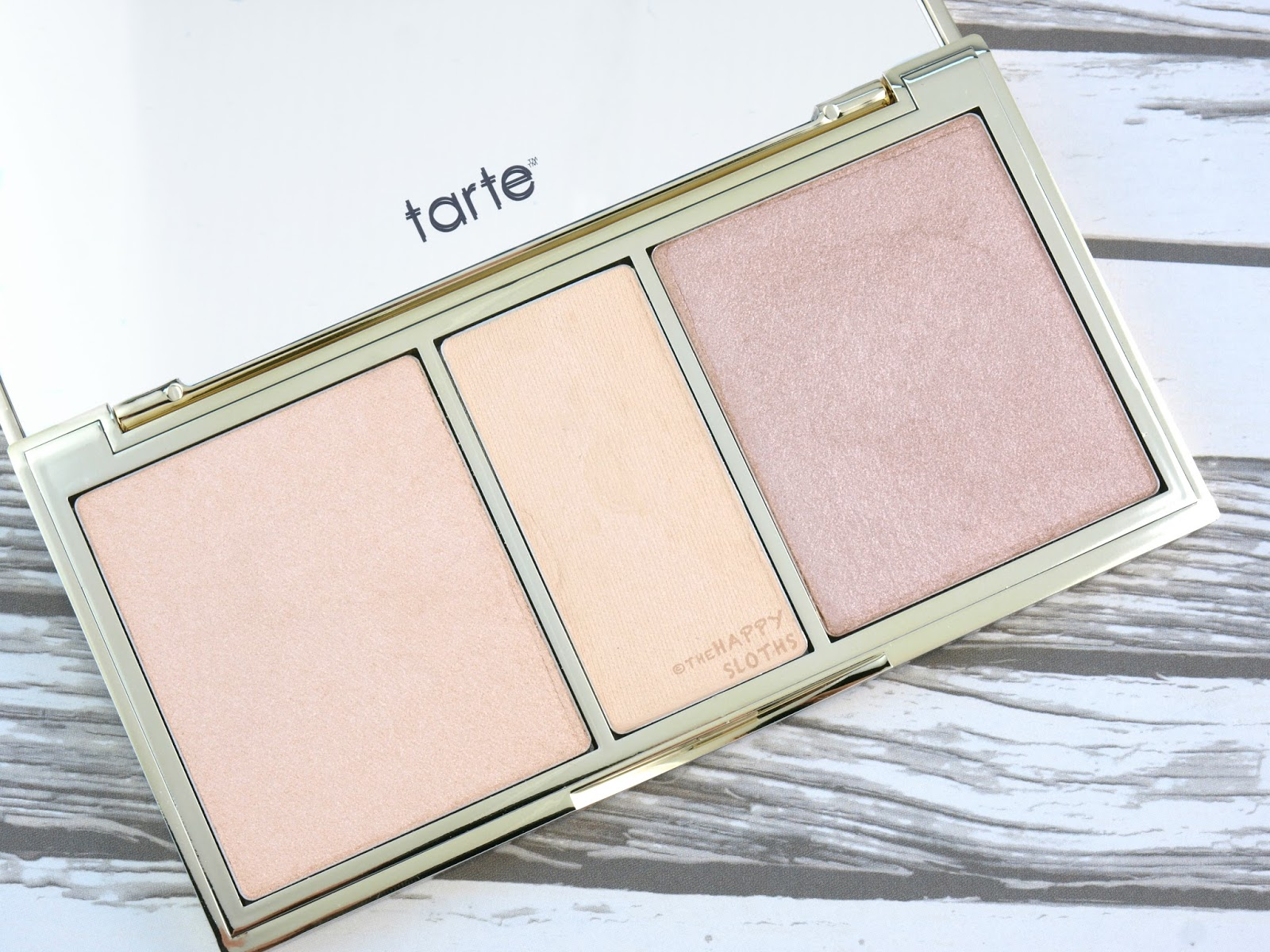 Tarte Rainforest Of The Sea Skin Twinkle Lighting Palette Review