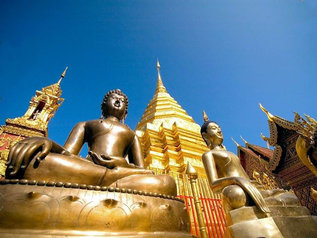 Chiang Mai, Wat Phra That Doi Suthep, Tourism Authority of Thailand