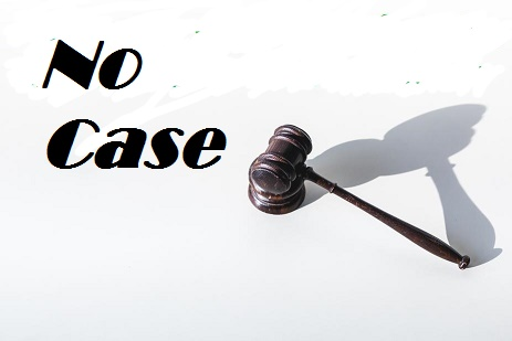 No Case Submission
