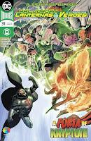 DC Renascimento: Hal Jordan e a Tropa dos Lanternas Verdes #39