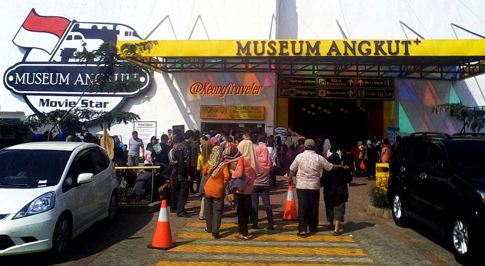 Trip Keong Museum Angkut Catatan Harian Keong