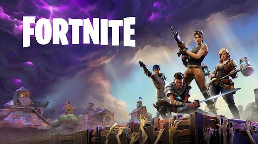 Llega trailer de Lanzamiento de Fornite, el nuevo juego de Epic Games