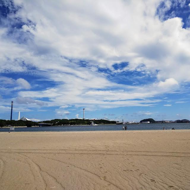 横浜 八景島 海の公園