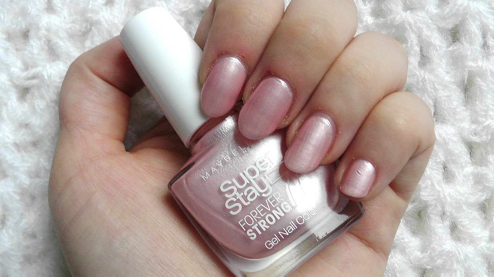 Maybelline Super Stay Forever Strong 7 Days - 78 Porcelaine - Review ...