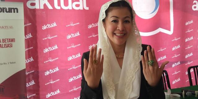 Kapolda: Hasnaeni 'Wanita Emas' Bisa Jadi Tersangka