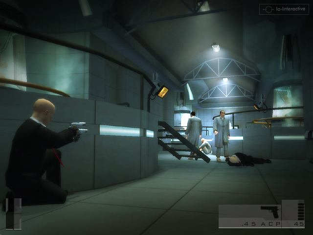 Hitman 3 PC Game Highly Compressed Free Download 105MB