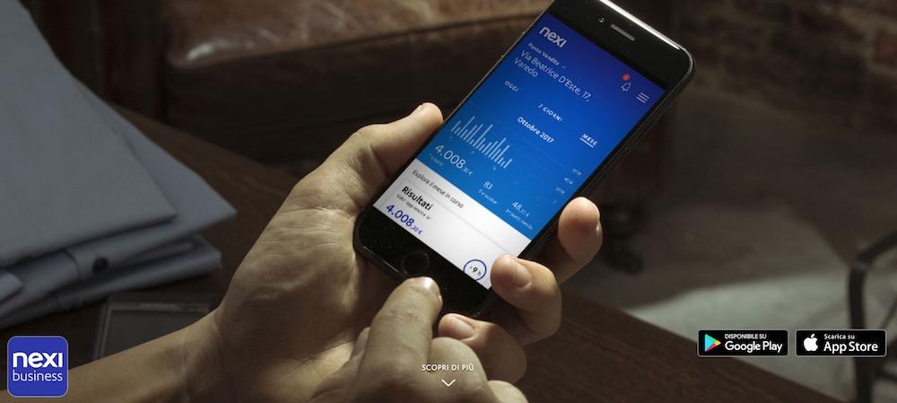 Come Funziona App Nexi Business di CartaSi