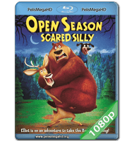 OPEN SEASON: TONTOS POR EL SUSTO (2015) FULL 1080P HD MKV ESPAÑOL LATINO
