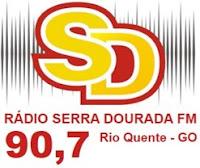 Rádio Serra Dourada FM 90,7 de Rio Quente GO