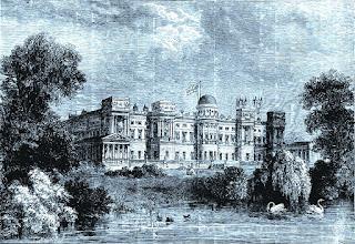 John Dalton acudió a Buckingham Palace, invitado por Guillermo IV