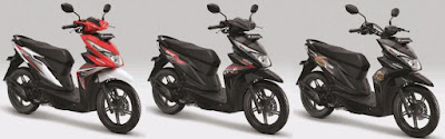 New Honda BeAT eSP dan New Honda BeAT Street eSP