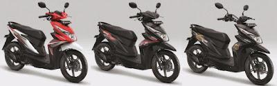 New Honda BeAT eSP dan New Honda BeAT Street eSP