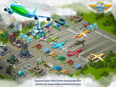 Airport City v4.7.30 Mod Apk (Mega Mod)