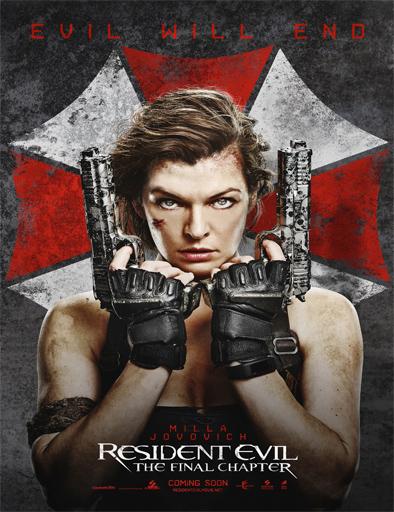 Ver Resident Evil: Capítulo final (2017) Online