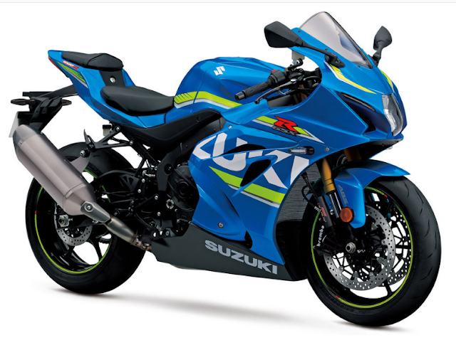 Suzuki GSX-R1000R Previews