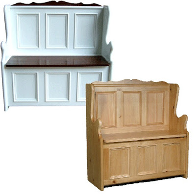 Blanket box teak minimalist furniture with natural color,interior classic furniture.code010101