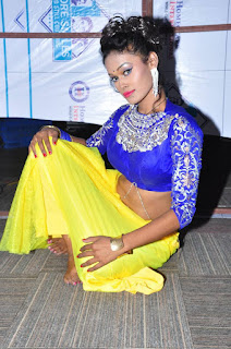 Actress Nisha Pictures at Run Movie Audio Launch 0020