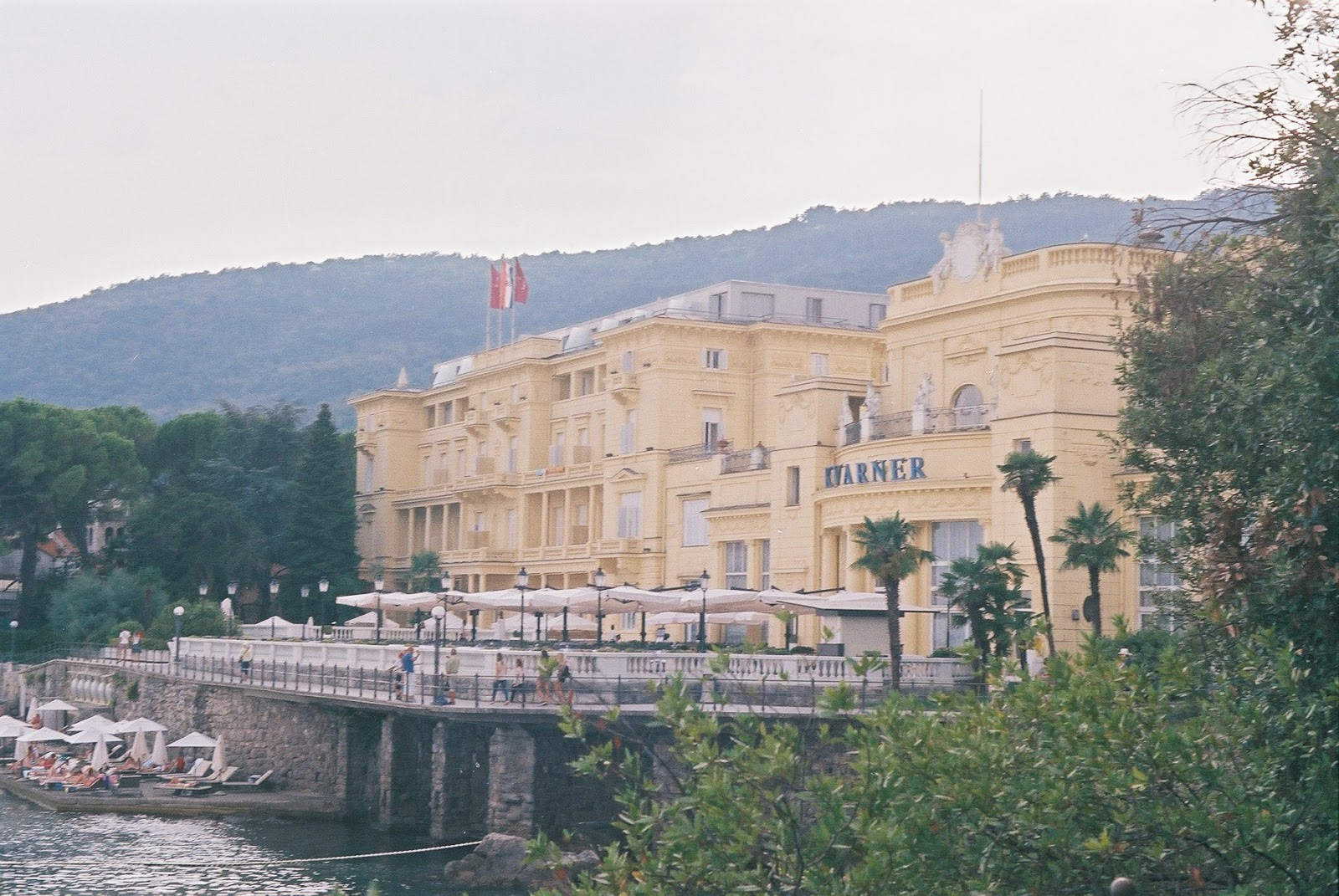 youarethepoet, filipa canic blog, filipa canic, you are the poet blog, minolta, analog, analogue photography, film photography, kvarner, opatija,