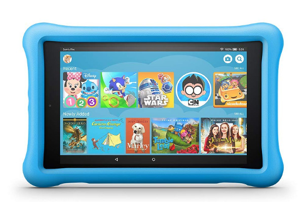 "Amazon launches all-new Fire HD 8 Kids Edition with 8"" HD display, 1.5GB RAM and 32 GB of storage"