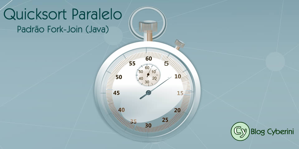 Quicksort paralelo em Java com Fork-Join