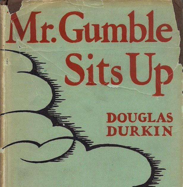 Douglas Durkin: The Dusty Bookcase: Dead Man Sitting