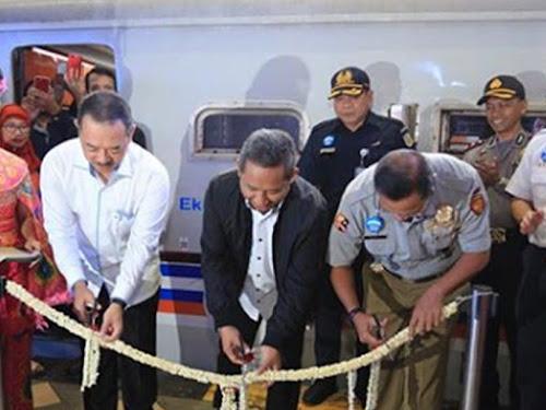 Jadwal Kereta Api Galunggung Bandung - Tasik