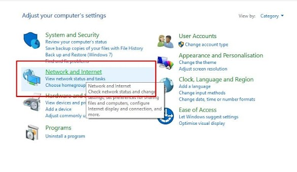 Cara Nonaktifkan IPv6 di Windows 10