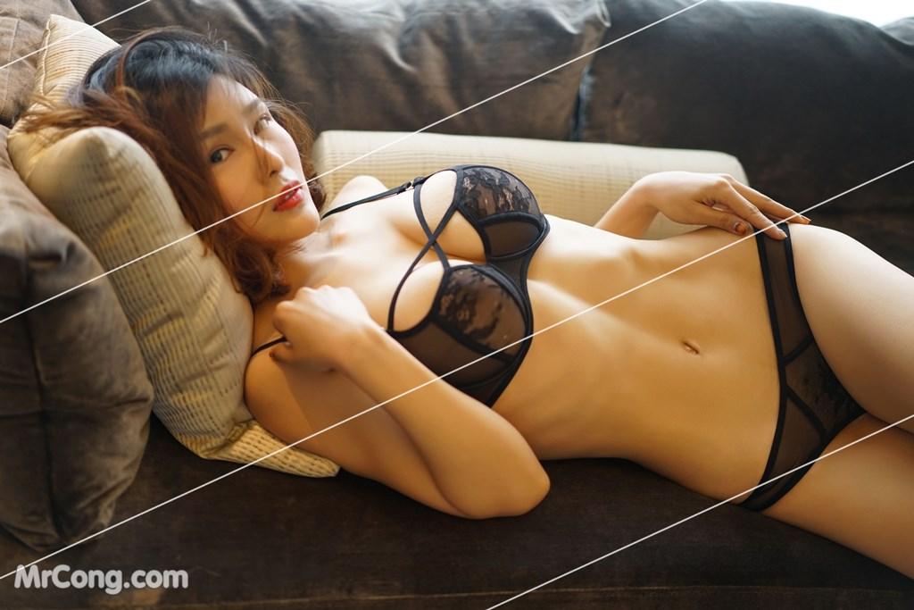Image Yan-Pan-Pan-Part-3-MrCong.com-050 in post Ngắm vòng một siêu gợi cảm với nội y của người đẹp Yan Pan Pan (闫盼盼) (51 ảnh)