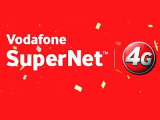 Vodafone Get 1Gb 4G Data Absolutely Free