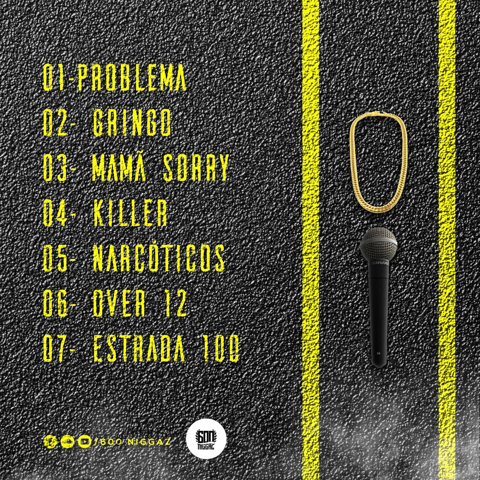 600 Niggaz - Ep. Estrada 100 // Download