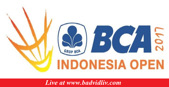 Bca Indonesia Open  Live Streaming And Videos