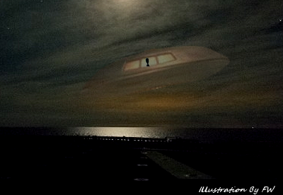 Humanoid Pilot Seen in UFO, says Former US Coast Guard Sailor