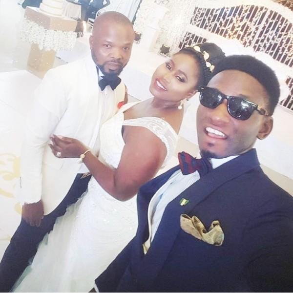 Lydia Forson secretly marries a Nigerian star?