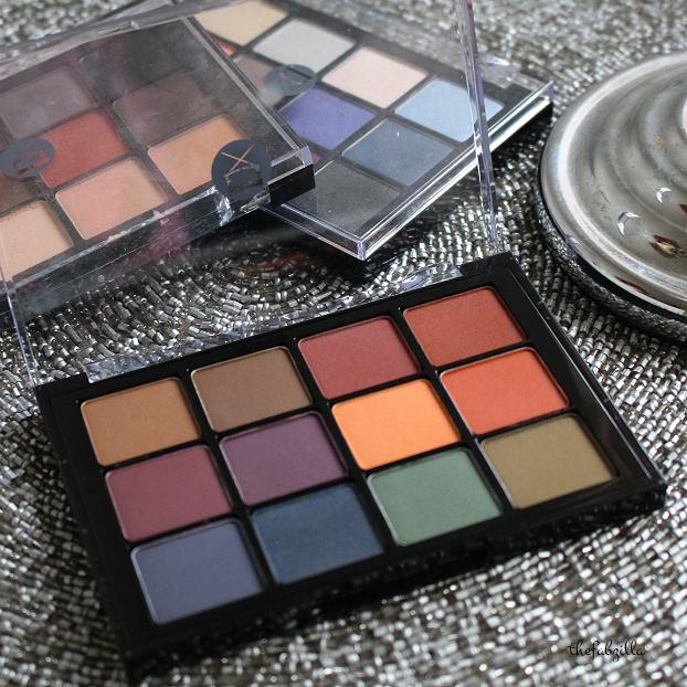 viseart eyeshadow palette dark mattes, viseart eyeshadow palette neutral matte, viseart, eyeshadow palette bridal satin, review, swatch