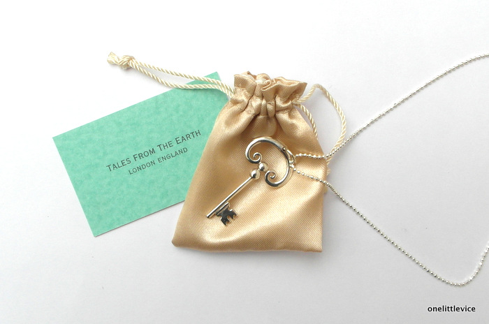 One Little Vice Beauty Blog: Mother's Day Gift Idea Sterling Silver Necklace