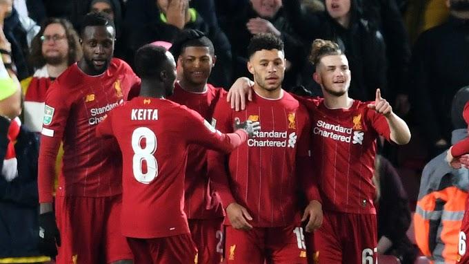 Como ver Liverpool vs Genk EN VIVO