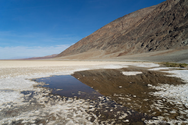 Salt Flats Death Valley Road Trip Itinerary